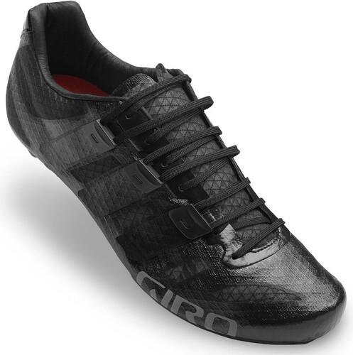 Giro Prolight Chaussures Noires Avec Velcro Pour Les Hommes O9CHh